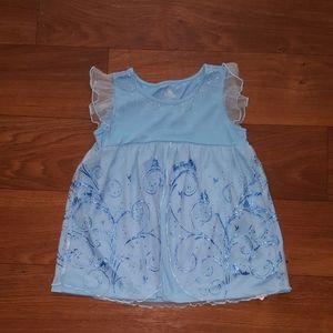 Disney's girls pajama set